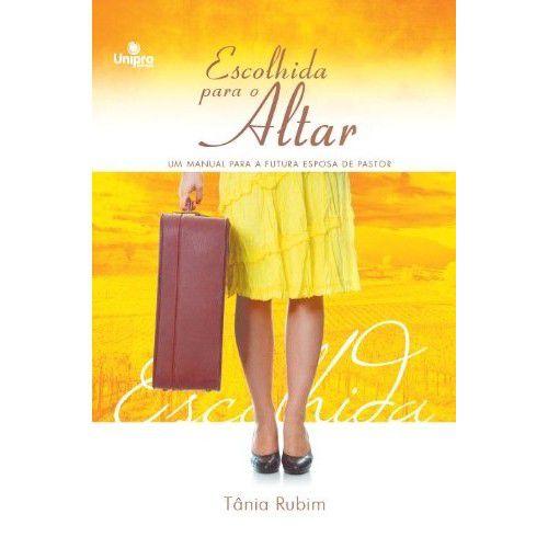 Livro  Escolhida para o Altar