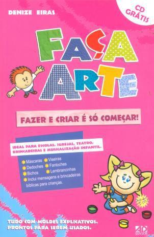 Livro Faça Arte