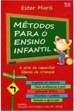 Livro Métodos para o Ensino Infantil