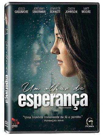 DVD Um Olhar de Esperança