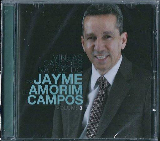 Cd Minhas Canções na Voz do Pr. Jayme de Amorim Campos VL: 03
