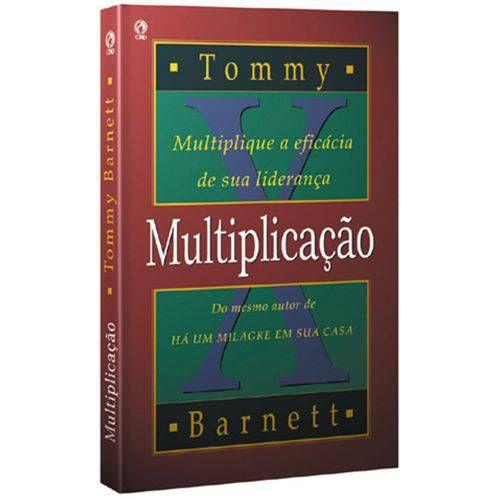 Livro Multiplicação - Tommy Barnet