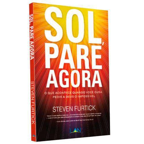 Livro Sol, pare agora