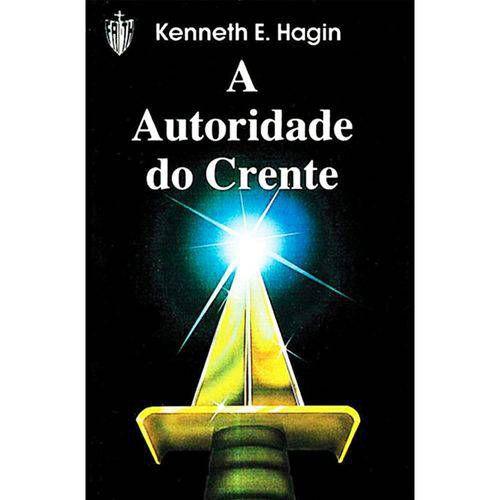 Livro A Autoridade Do Crente Livro-Kenneth E. Hagin