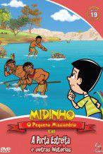 DVD Midinho  A Porta estreita e outras histórias - vol 19 NT
