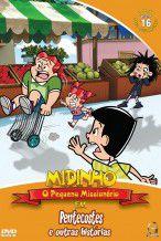 DVD Midinho  Pentecostes e outras histórias - vol 16 NT