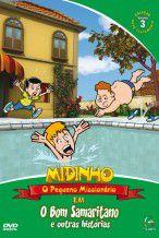 DVD Midinho O Bom Samaritano e outras histórias - vol 03 NT