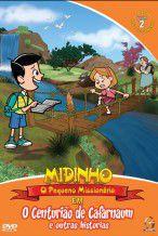 DVD Midinho O Centurião de Cafarnaum e outras histórias - vol 02 NT