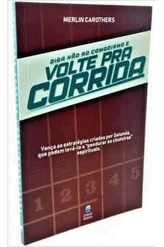 Livro volte para Corrida Capa Nova - Merlin Carothers