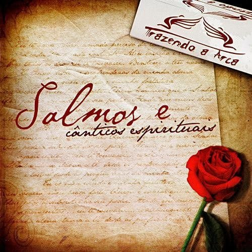 CD Salmos e cânticos espirituais-Trazendo a Arca