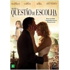 DVD QUESTÃO DE ESCOLHA