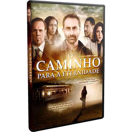 DVD O CAMINHO PARA A ETERNIDADE