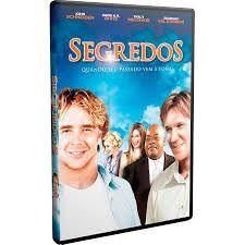 """DVD SEGREDOS """" QUANDO SEU PASSADO VEM Á TONA"""""""