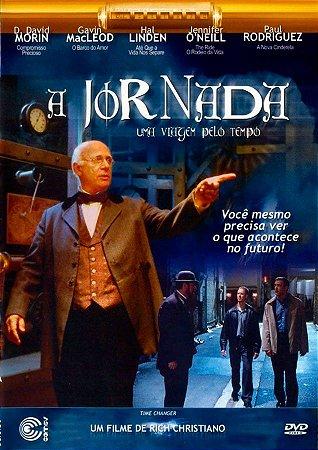 """DVD A JORNADA """"VOCÊ MESMO PRECISA VER O QUE ACONTECE NO FUTURO!"""""""