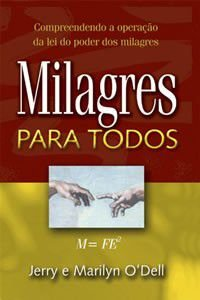 Livro Milagres para Todos - Jerry & Dra. Marilyn O'Dell