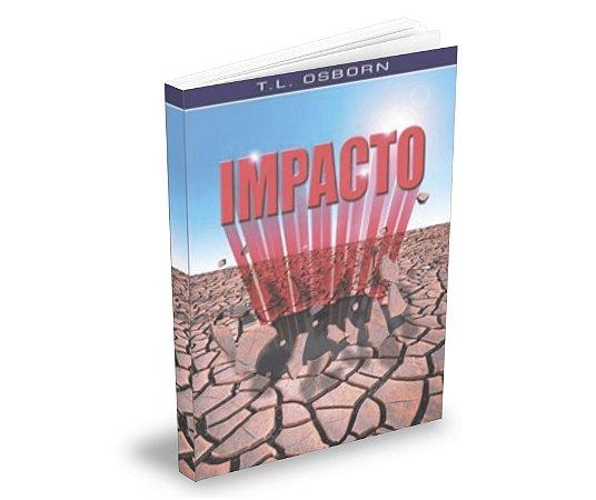 Livro Impacto - T. L. Osborn ORIGINAL frete gratis
