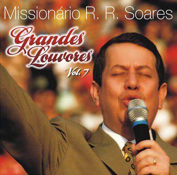 CD Grandes louvores-Vol.7-Missionário R.R.Soares