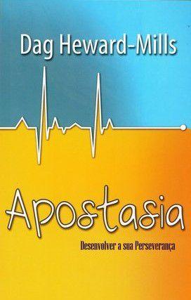 Livro Apostasia - Dag Heward-Mills