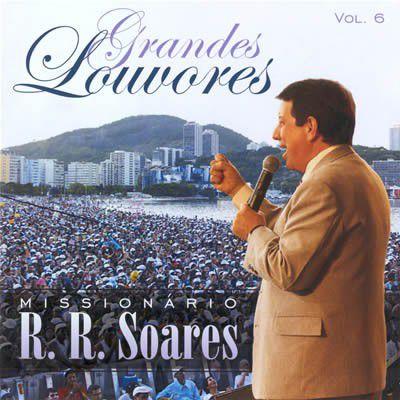 CD Grande louvores Vol.06-Missionário R.R.Soares