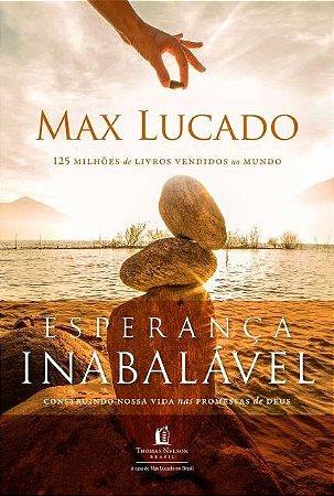 Livro esperança inabalável-Max Lucado