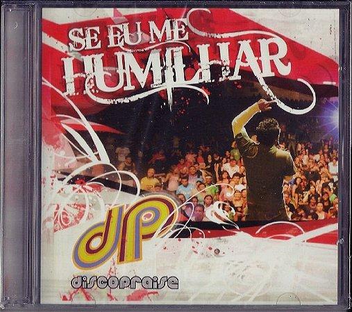 CD Se eu me humilhar-Disco Praise