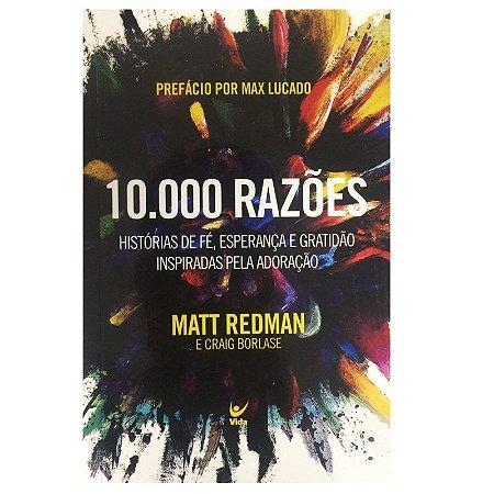 Livro 10000 Razões