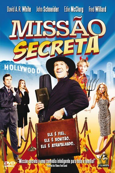 DVD MISSÃO SECRETA