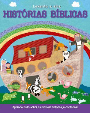 Livro Levante a Aba Histórias Bíblicas