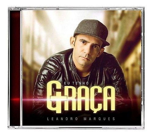 CD Eu tenho graça-Leandro Marques
