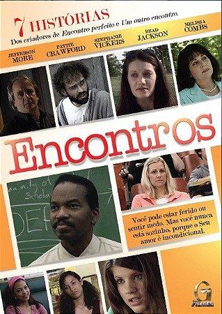 DVD FILME ENCONTROS - 7 HISTORIAS