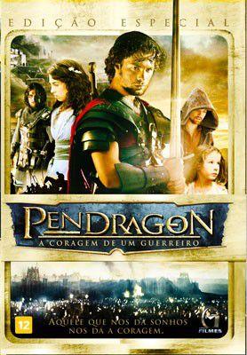 DVD PENDRAGON - A CORAGEM DE UM GUERREIRO