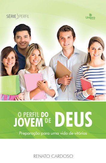 Livreto O perfil do jovem de Deus-Renato Cardoso