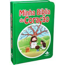 Livro Minha Bíblia do Coração