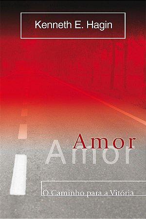 KIT Com 20 Livros Amor o caminho para a vitória - KENNETH E. HAGIN