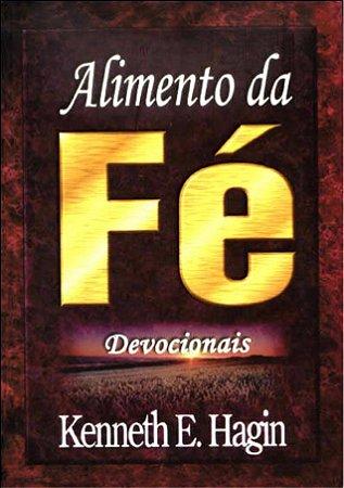 KIT Com 20 Livros Alimento da Fé - KENNETH E. HAGIN