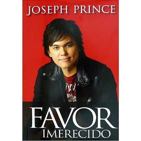 Livro Favor Imerecido-Joseph Prince