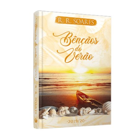 Livro Bênçãos do Verão 2019/2020 - R. R. Soares