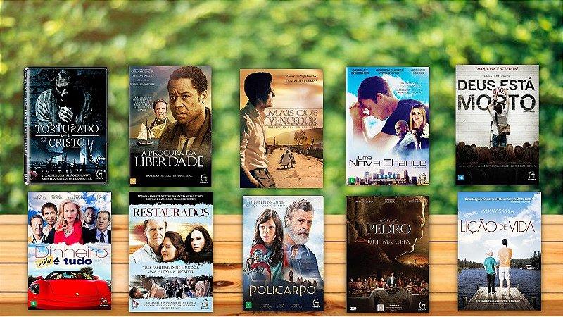 OS 10 MELHORES DVDS DE FILME - IMPERDÍVEL