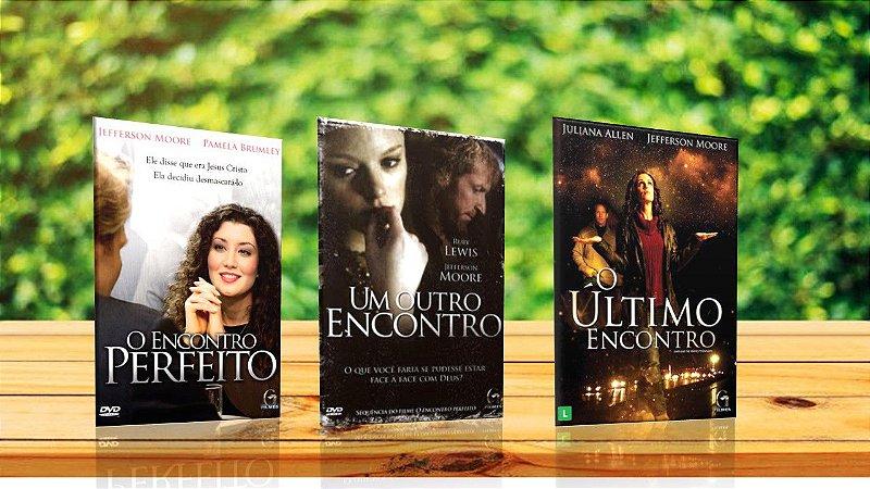 KIT VOCÊ PRECISA DESTE ENCONTRO - 3 DVDS