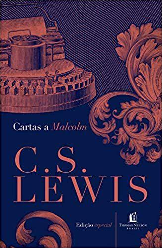 Livro  Cartas a Malcolm - C. S. Lewis