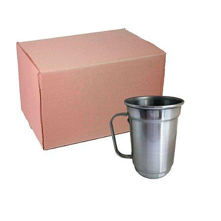Caixa Caneca Alumínio Chopp 600 ml