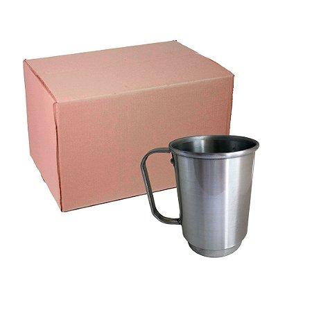 Caixa Caneca Alumínio Chopp 500 ml