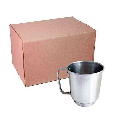 Caixa Caneca Alumínio Chopp 400 ml