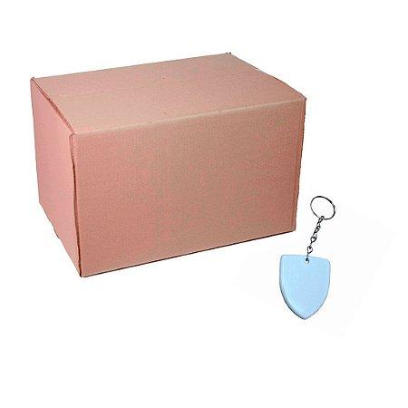 Caixa Chaveiro Polímero Escudo