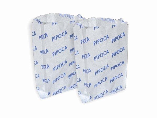 SACO P/ PIPOCA PEQUENO 8X14CM REF.104 || PCT C/50