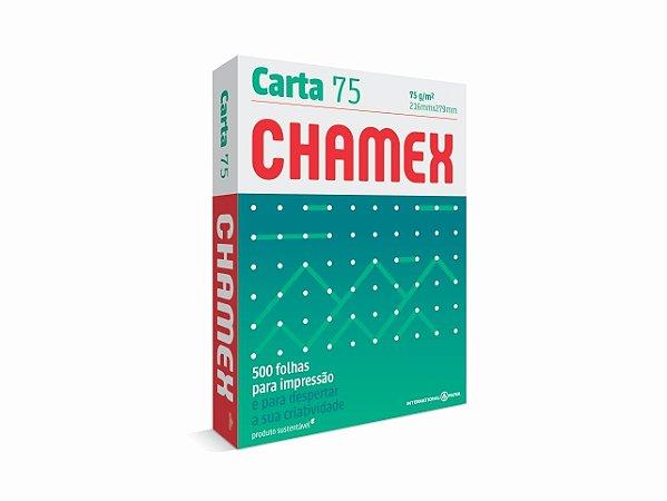 PAPEL CHAMEX CARTA MULTI 75G 500FLS    PCT UNID