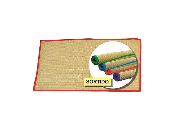 ESTEIRINHA ESCOLAR PLASTICA 45X90 SORTIDA R.BP4590 || PCT C/10