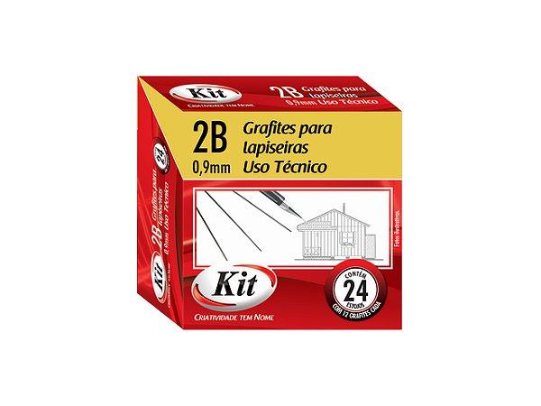 GRAFITE 0.9 2B KIT 24 MINAS || CAIXA C/24