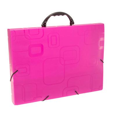 MALETA OFICIO DELLOFINE ROSA PINK 2152.Q    IND UNID