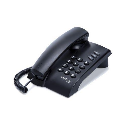 APARELHO TELEFONICO PLENO PRETO || CAIXA UNID